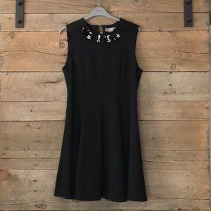 Dorothy Perkins Dresses - Dorothy Perkins Petite Sleeveless Black Dress 8